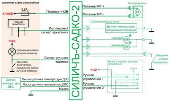 Схема подключения СадкоЪ-2