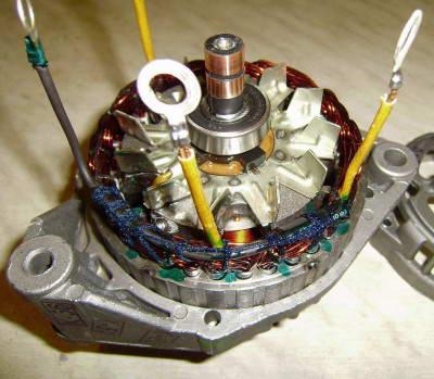 Чистка генератора