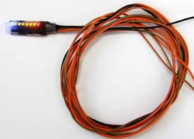 Led-шкала для контроля скорости вращения вентилятора